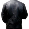 Men's Superman Smallville Jacket Black BAck