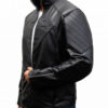 Men's Superman Smallville Jacket Black Right