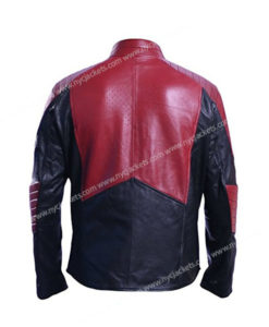 Clark Kent Superman Smallville Leather Jacket
