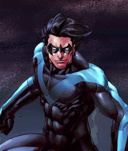 Nightwing-Black-Leather-Costume-Jacket-Main