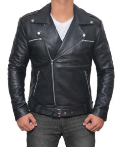 The Walking Dead's Negan Leather Jacket