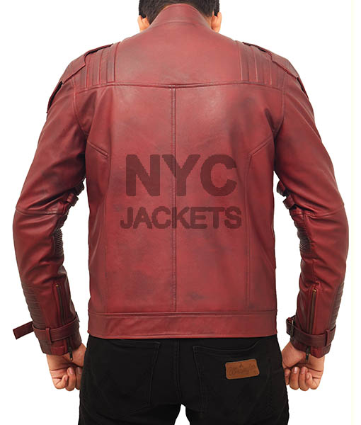 Guardians of the Galaxy Chris Pratt Jacket