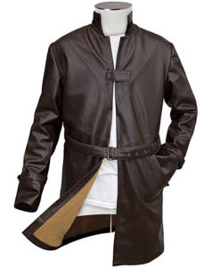 Watch Dog's Aiden Pearce Leather Coat