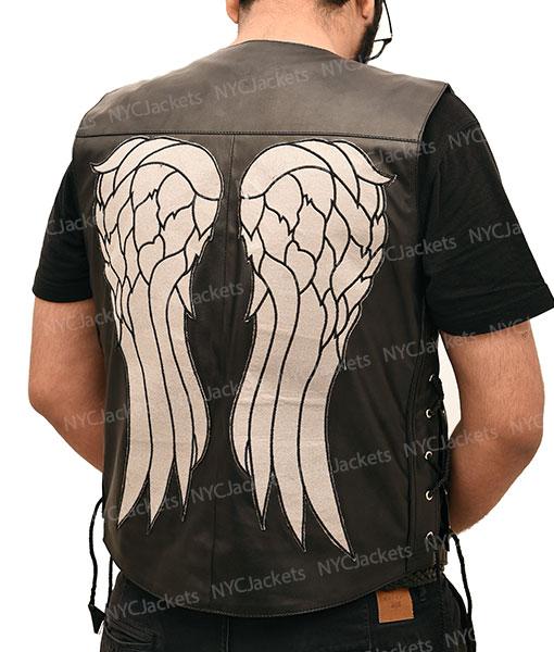 Daryl Dixon Angel Wings Vest