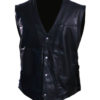 Daryl Dixon Angel Wings Vest Front