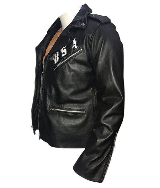 BSA George Michael Faith Rockers Revenge Jacket
