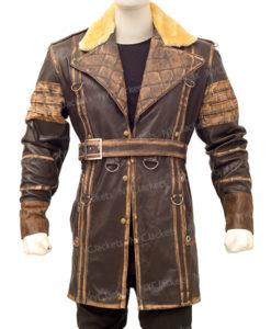 Fallout 4 Battle Shearling Coat
