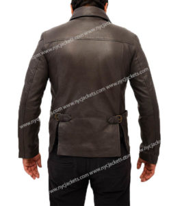 Indiana Jones Harrison Ford Genuine Leather Jacket