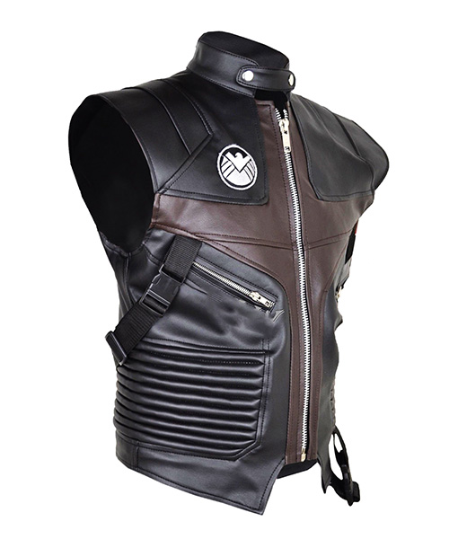 The Avengers Hawkeye Vest Costume