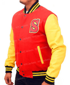 Smallville Crows Jacket