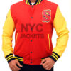 Smallville Crows Jacket Front