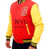 Smallville Crows Jacket Right