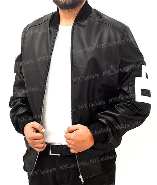 8 Ball Leather Jacket