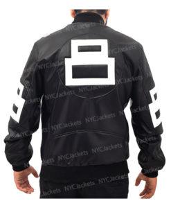 8 Ball David Puddy Leather Jacket