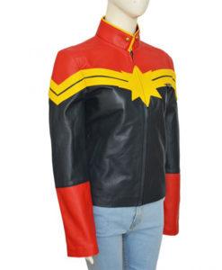 Captain Marvel Carol Danvers Jacket