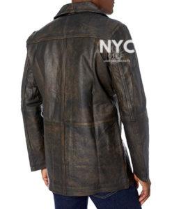 Dean Winchester Supernatural Season 7 Jacket Back