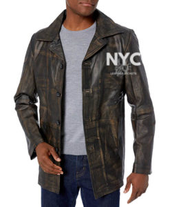 Dean Winchester Supernatural Season 7 Jacket Back