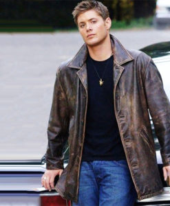 Dean Winchester Supernatural Season 7 Jacket