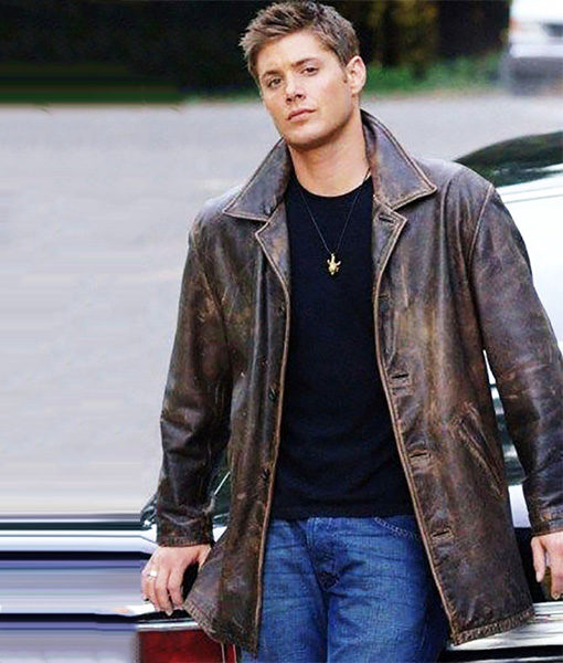Dean Winchester Supernatural Season 7 Jacket