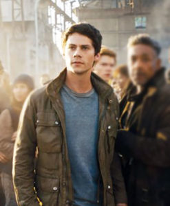 Dylan O Brien Maze Runner Cotton Jacket