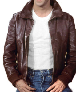 Fonzie Happy Day Brown Leather Jacket