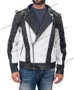 Michael Jackson Pepsi Commercial Leather Jacket