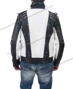 Michael Jackson Pepsi Commercial Leather Jacket