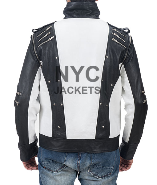 Michael Jackson Pepsi Leather Jacket