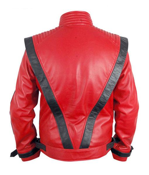 Michael Jackson Thriller Jacket