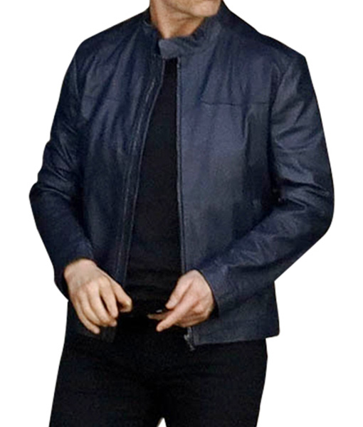 Tom Cruise Mi6 Fall Out Leather Jacket