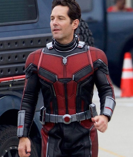 Ant Man And The Wasp Paul Rudd Costume Jacket