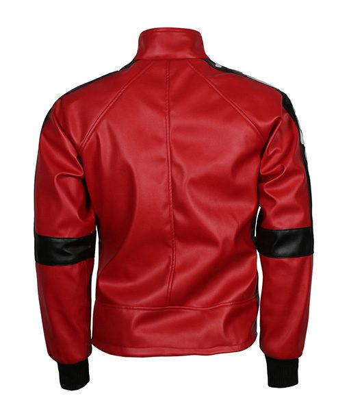 Burt Reynolds Smokey And The Bandit Faux Leather Jacket