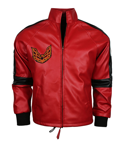 Burt Reynolds Smokey And The Bandit Faux Leather Jacket