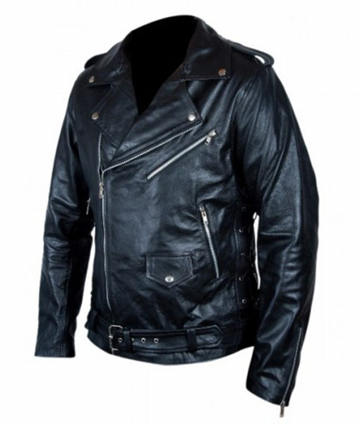 Fallout 4 Atom Cat Leather Jacket