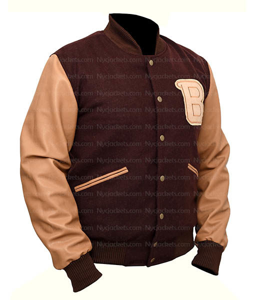 Hotline Miami Varsity Jacket
