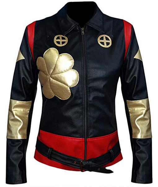 Katana (Tatsu Yamashiro) Suicide Squad Jacket