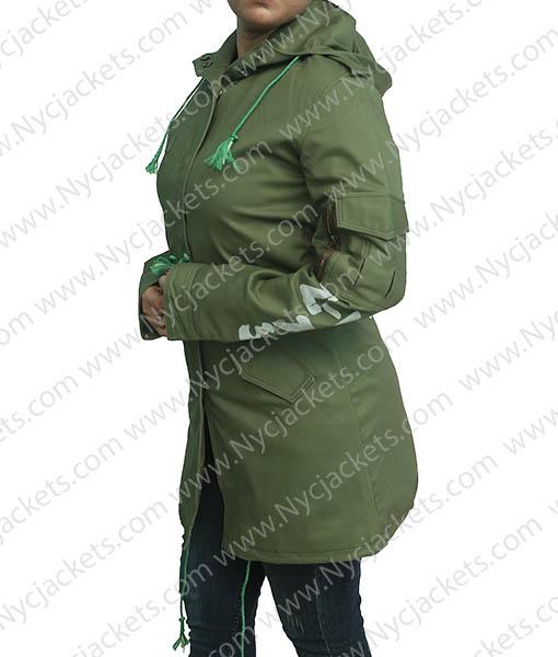 Melania Trump I Really Don't Care Jacket