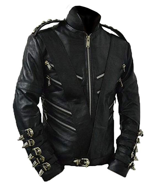Michael Jackson Bad Jacket