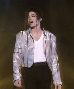 Michael Jackson Heal The World Jacket