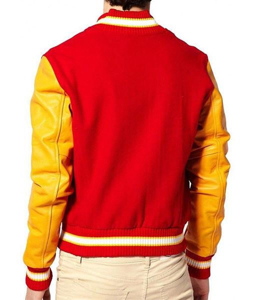Michael Jackson Thriller Varsity Jacket