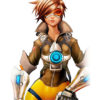 Overwatch's Tracer Leather Jacket
