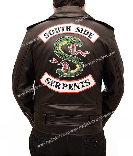 Jughead Jones Southside Serpents Jacket