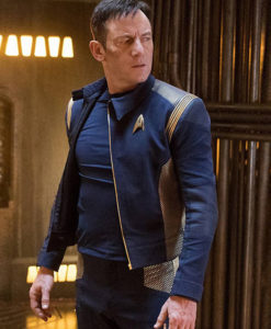 Star Trek Discovery Captain Georgiou Jacket