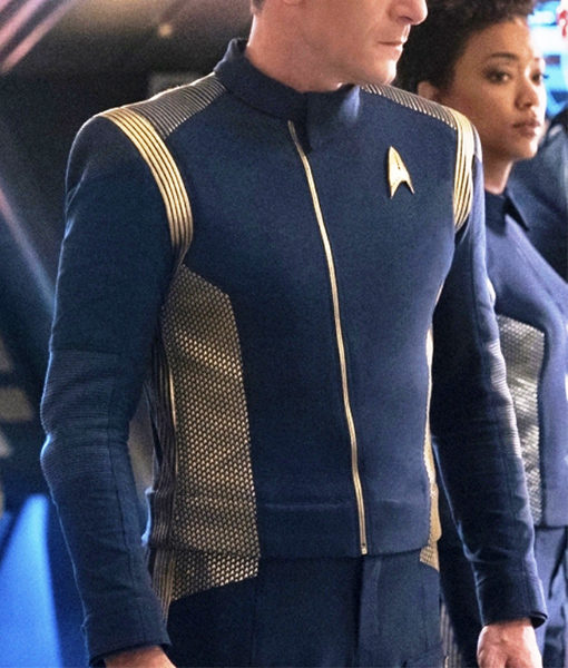 Star Trek Discovery Captain Georgiou Jacket