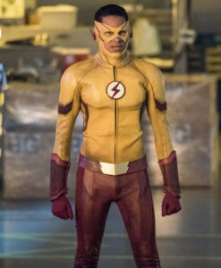The Kid Flash Jacket