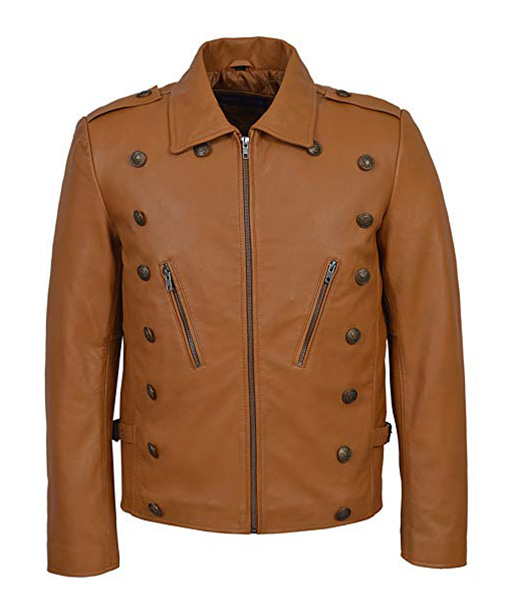 The-Rocketeer-Movie-Billy-Campbell-(Cliff)-Brown-Jacket-Front