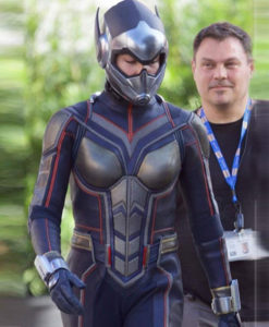 The Wasp Evangeline Lilly Jacket