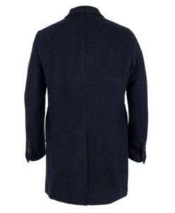 12th Doctor Who Coat
