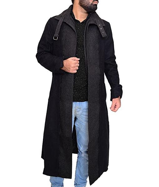 Altered Carbon Takeshi Kovacs Coat