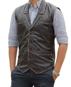 Cullen Bohannon Hell On Wheels Vest
